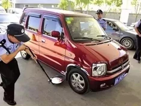 车辆检查的「智慧」关卡,打造无懈可击的安全防线