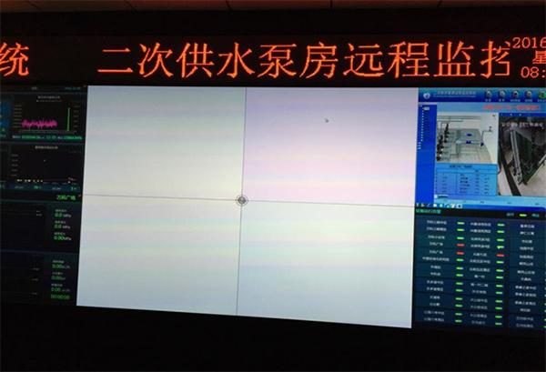 昌平自来水公司泵房监控视频系统改造案例